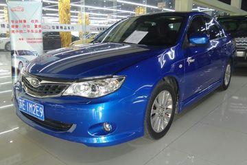 斯巴鲁 翼豹三厢 2010款 2.0 自动 XV豪华版