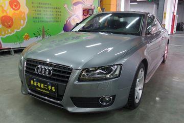 奥迪 A5-Coupe 2010款 2.0T 自动 前驱风尚版