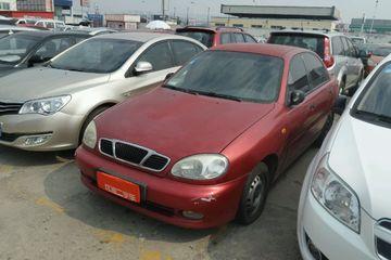 大宇 蓝龙三厢 2003款 1.5 自动