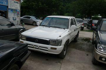 中兴 老虎 2005款 2.5T 手动 标准型柴油