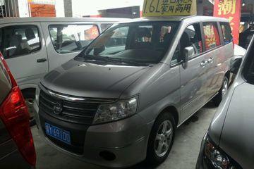 日产 帅客 2012款 1.6 手动 舒适型7座
