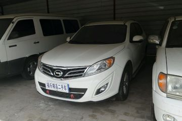 广汽 传祺GS5 2013款 1.8T 自动 豪华版四驱