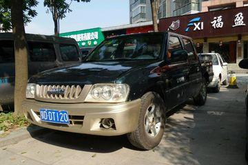 江铃 宝典 2003款 2.8T 手动 后驱柴油
