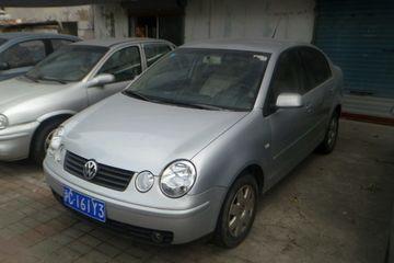 大众 POLO三厢 2003款 1.4 自动 舒适型