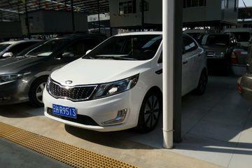 起亚 K2三厢 2013款 1.6 自动 Premium ECO版