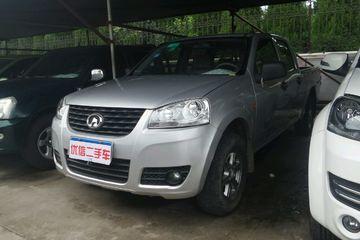 长城 风骏 2013款 2.8T 手动 欧洲后驱精英版大双排柴油