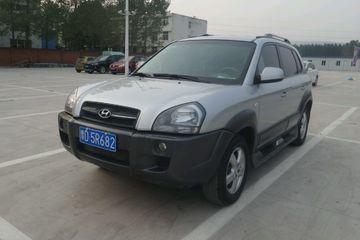 现代 途胜 2006款 2.0 手动 舒适型前驱GL