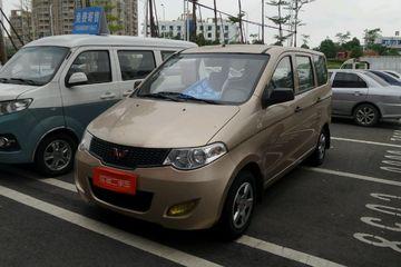 五菱 宏光 2011款 1.2 手动 舒适型7座节能版