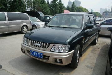 江铃 宝典 2013款 2.8T 手动 舒适时尚版柴油四驱