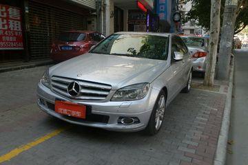 奔驰 C级 2008款 1.8T 自动 C200时尚型CGI