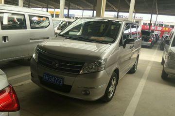 日产 帅客 2012款 1.5 手动 标准型7座
