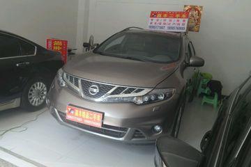 日产 楼兰 2012款 3.5 自动 四驱