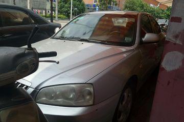 现代 伊兰特三厢 2006款 1.6 手动 豪华型GLS