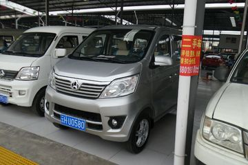 长安 之星 2013款 1.2 手动 标准型7-8座