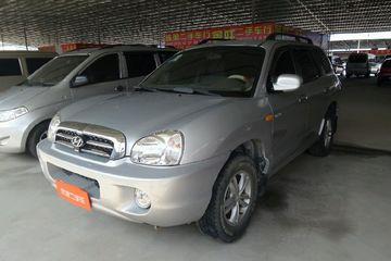 华泰 圣达菲 2012款 2.0T 手动 豪华型前驱 柴油