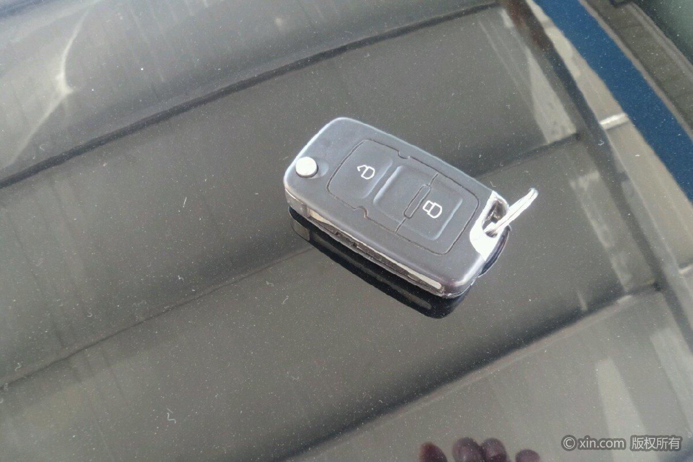 吉利汽车海景钥匙