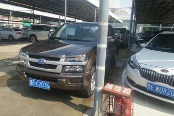 江淮 瑞铃V3 2012款 2.8T 手动 豪华型大双排HFC4DA12B1 柴油