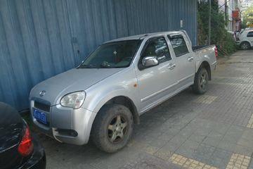长城 风骏 2009款 2.8T 手动 小双排加长公务型四驱 柴油