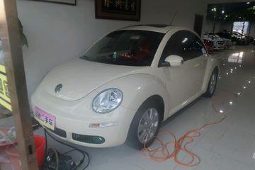 大众 甲壳虫掀背 2009款 2.0 自动 标配版