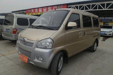 北京汽车 威旺306 2011款 1.3 手动 豪华型7座