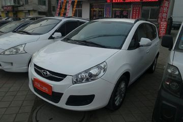 江淮 和悦两厢 2012款 1.8 手动 宜商舒适版7座RS