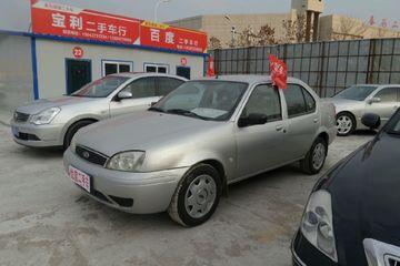 福特 嘉年华三厢 2006款 1.6 手动 舒适型