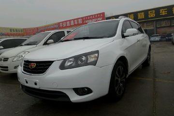 帝豪 EC7两厢 2013款 1.5 手动 尊贵型