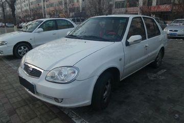 天津一汽 夏利N3三厢 2010款 1.0 手动 助力