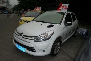 雪铁龙 C2 2006款 1.6 手动 EX