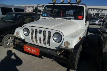 北汽制造 战旗 2003款 2.8T 手动 四驱 柴油