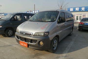 江淮 瑞风 2007款 2.4 手动 彩色之旅豪华型11座