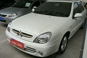 雪铁龙 赛纳 2004款 2.0 自动 豪华型