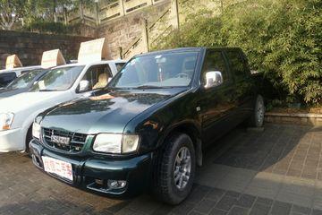 庆铃 五十铃皮卡 2009款 2.8T 手动 基本型两驱 柴油