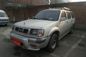 日产 多功能商用车 2002款 2.4 手动 后驱