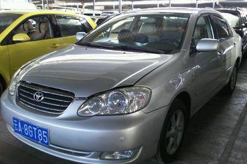 丰田 卡罗拉 2007款 1.8 手动 GLXi