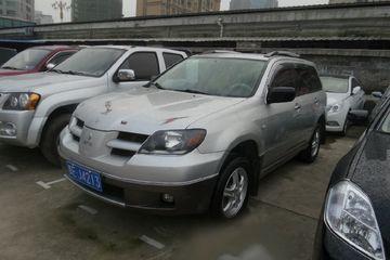 三菱 欧蓝德 2003款 2.4 手动 四驱