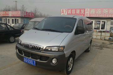 江淮 瑞风 2013款 2.4 手动 祥和短轴豪华版6-8座