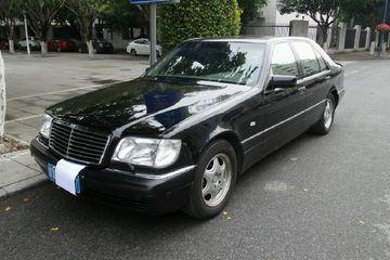 奔驰 S级 1998款 3.2 自动 S320