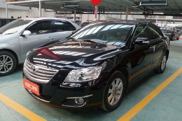 丰田 凯美瑞 2007款 2.4 自动 240G豪华型