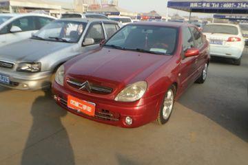 雪铁龙 赛纳 2005款 2.0 自动 舒适型