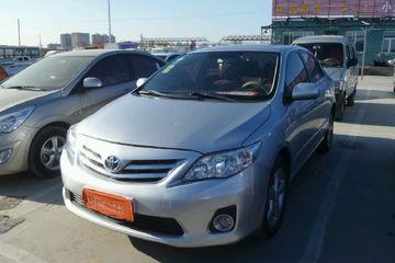 丰田 卡罗拉 2011款 1.8 手动 GLi