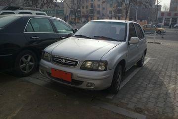 天津一汽 夏利A 2010款 1.0 手动 三缸两厢无空调