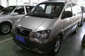 东风 菱智 2008款 2.0 手动 Q3商务型短车7座