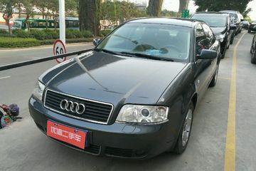 奥迪 A6 2004款 2.4 自动 豪华舒适型
