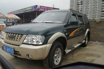 江铃 宝威 2005款 2.8T 手动 后驱 柴油