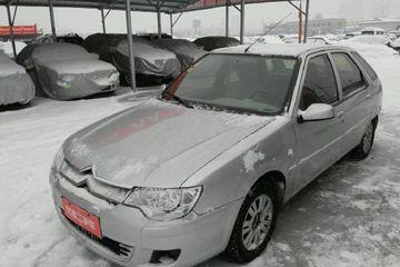 雪铁龙 爱丽舍两厢 2009款 1.6 手动 标准型