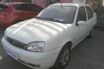 福特 嘉年华三厢 2004款 1.6 自动 舒适型