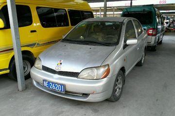 丰田 威驰 2003款 1.5 自动 GL-i