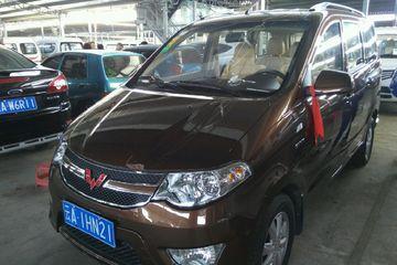 五菱 宏光 2015款 1.5 手动 S1舒适型5-7座
