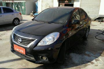 日产 阳光 2011款 1.5 手动 XL豪华版